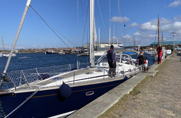 Jomfrusejladsen starter endelig fra Glyngøre til Aalborg