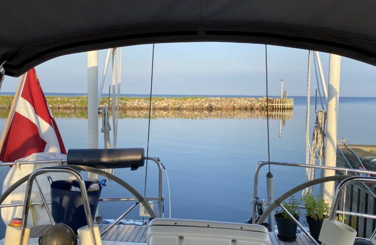 Skælskør til Vejrø – en ny Ø